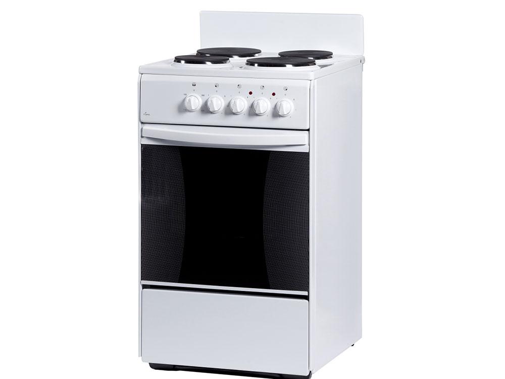 Электрическая плита Flama AE 1402 W цена и фото