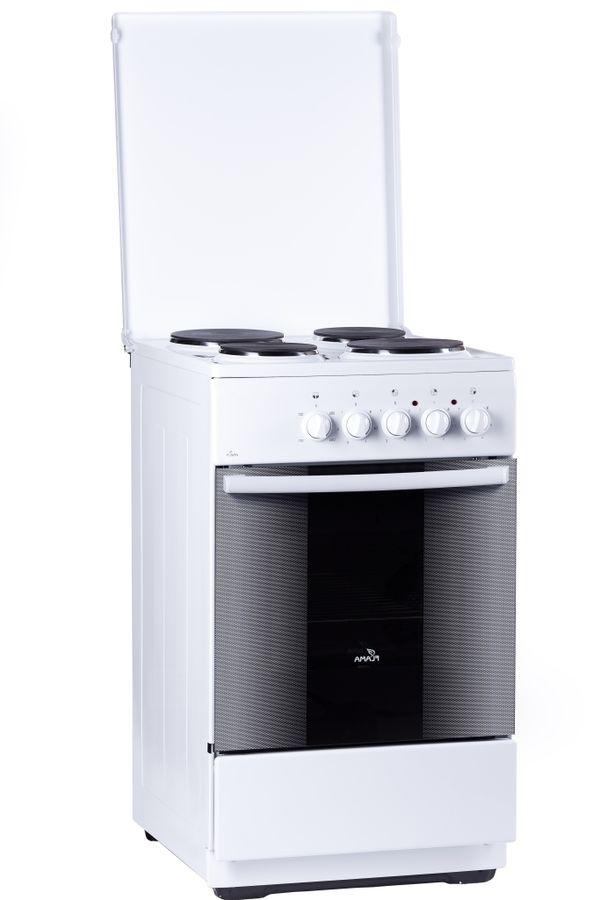 Электрическая плита Flama FE 1401 W цена и фото