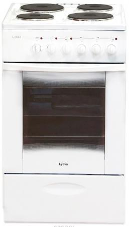 Электрическая плита Лысьва ЭП 402 белый электроплитка orion эп 1к сп01 б белый