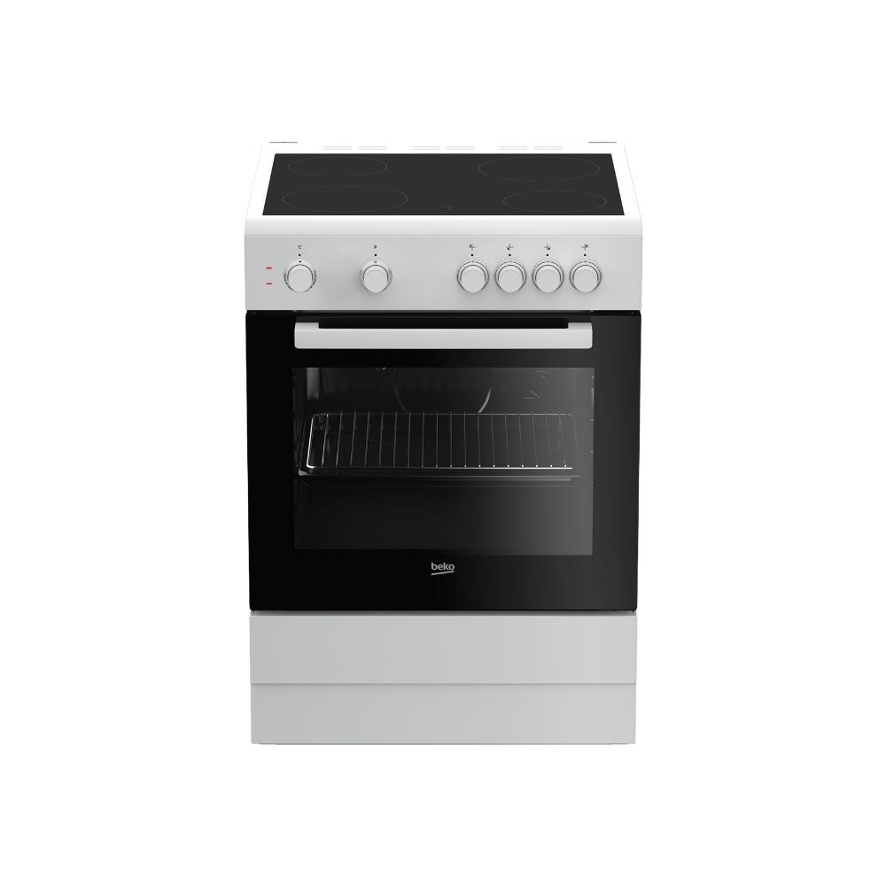 FFSS 67000 W комбинированная плита beko ffss 62000 w