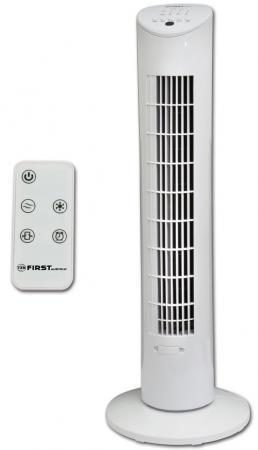 Вентилятор напольный FIRST AUSTRIA FA-5560-1 White 60 Вт., ПДУ first fa 5553 1 white вентилятор напольный