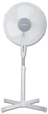 Вентилятор напольный FIRST AUSTRIA FA-5553-1 White 50 Вт., диаметр 16 / 40 см first fa 5553 1 white вентилятор напольный