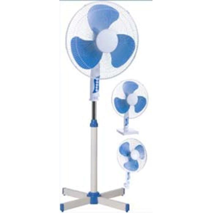 Вентилятор напольный KRAFT FS40-315 (2 шт в коробке) вентилятор напольный endever breeze 03