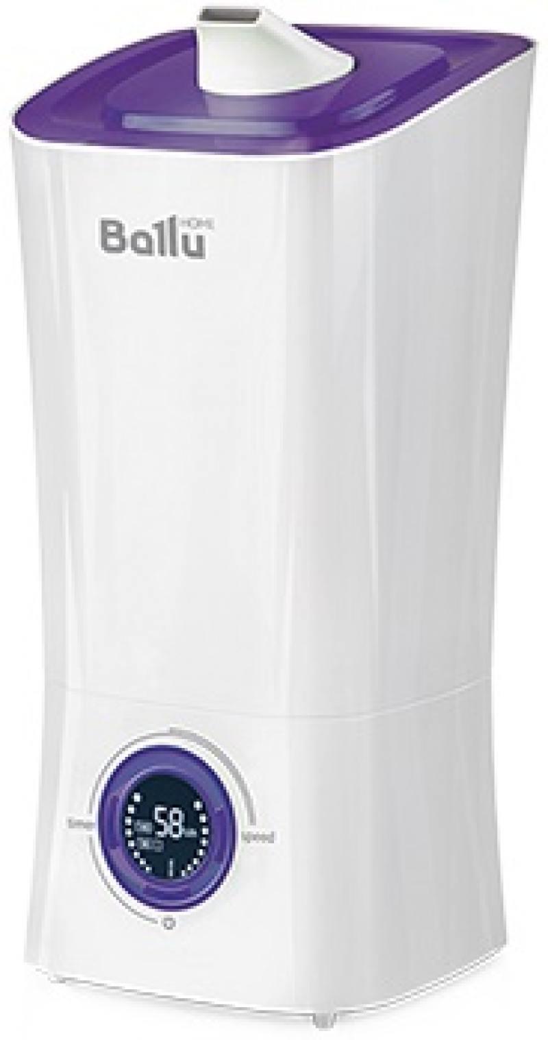 все цены на Увлажнитель воздуха BALLU UHB-205 белый фиолетовый онлайн