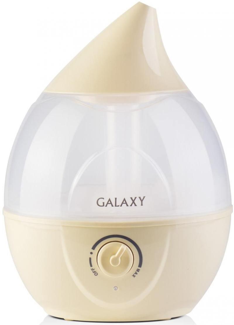 все цены на Увлажнитель воздуха GALAXY GL8005 бежевый онлайн