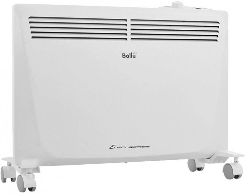 цена на Конвектор BALLU Enzo BEC/EZMR-1000 белый 1000 Вт, 15 кв.м