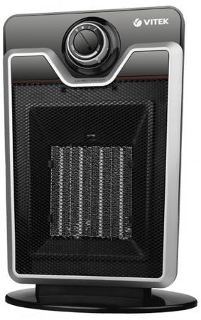 все цены на Тепловентилятор Vitek VT-1750(BK) 2000 Вт черный онлайн