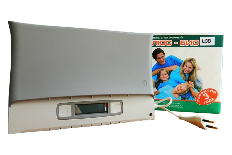 Очиститель-ионизатор воздуха Супер-плюс-Био LCD серый очиститель воздуха в автомобиль