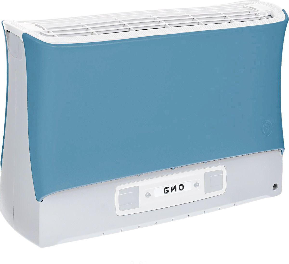 Очиститель-ионизатор воздуха Супер-плюс-Био синий очиститель воздуха в автомобиль