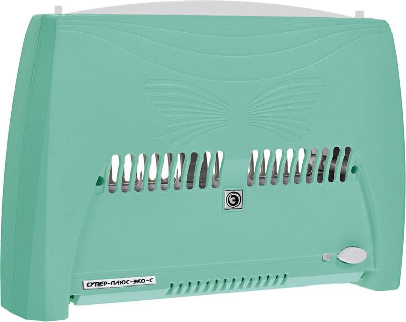 Очиститель-ионизатор воздуха Супер-плюс-Эко-С зеленый очиститель воздуха алло