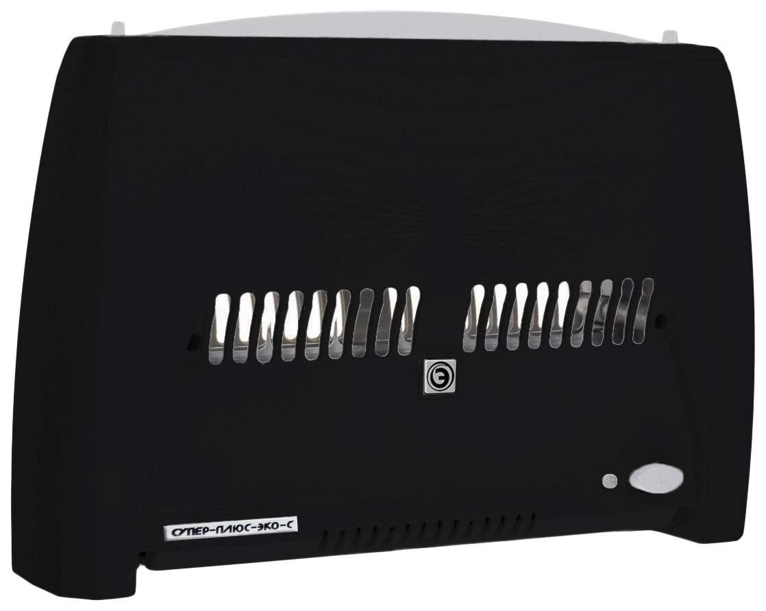 Очиститель-ионизатор воздуха Супер-плюс-Эко-С черный очиститель воздуха алло