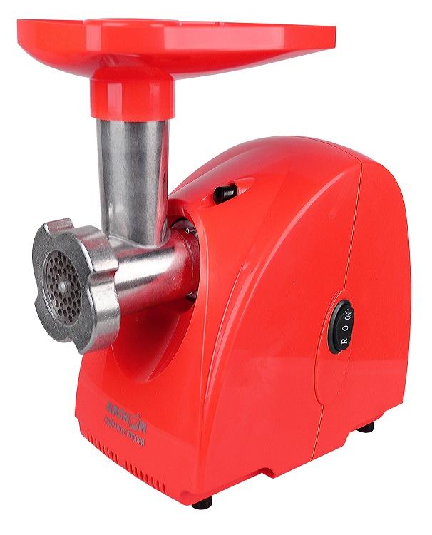 Мясорубка Аксион М 31.02 красный 1500 Вт, произ. 100 кг/час, реверс