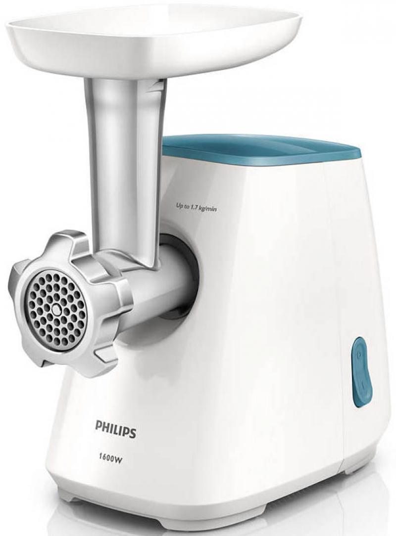 Электромясорубка Philips HR2710/10 450 Вт белый