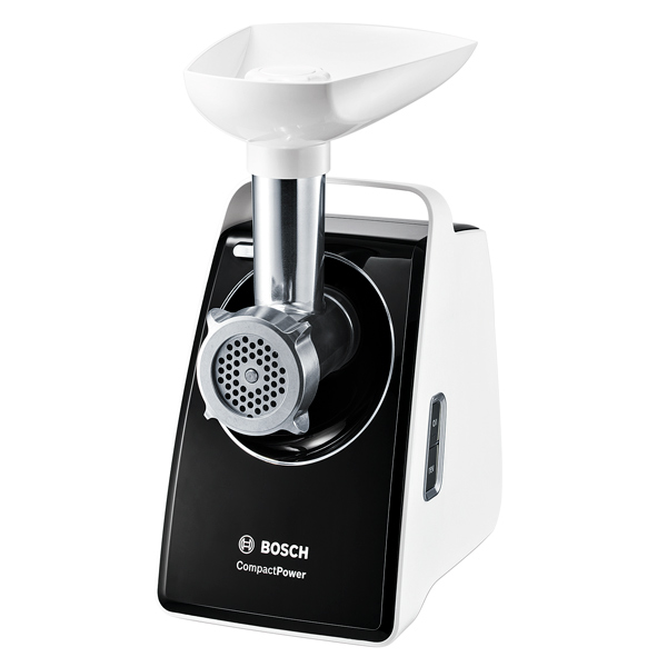 Электромясорубка Bosch MFW3850B 500 Вт белый чёрный цены