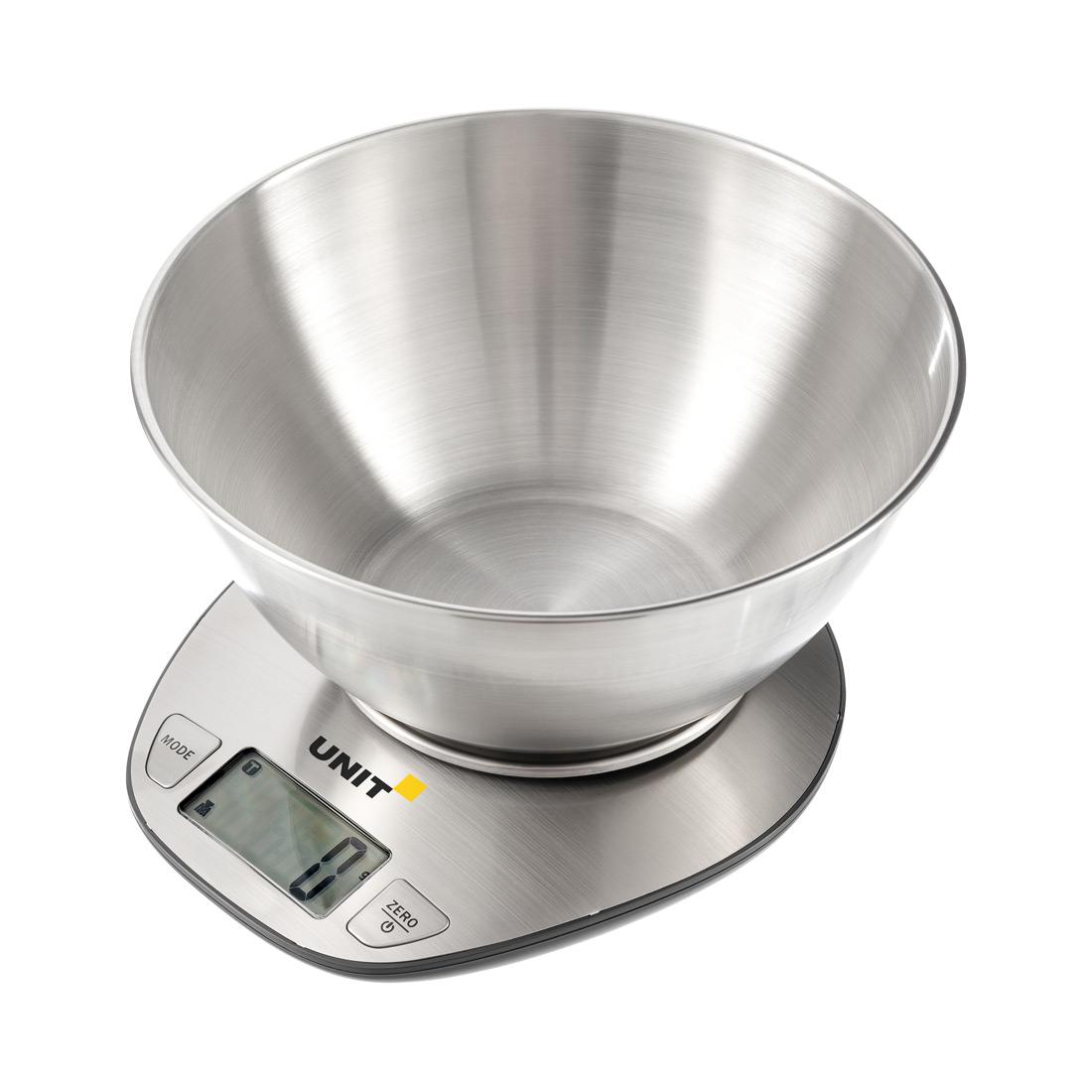 Весы Кухонные электронные UNIT UBS-2153 salter 1066 gndr кухонные весы