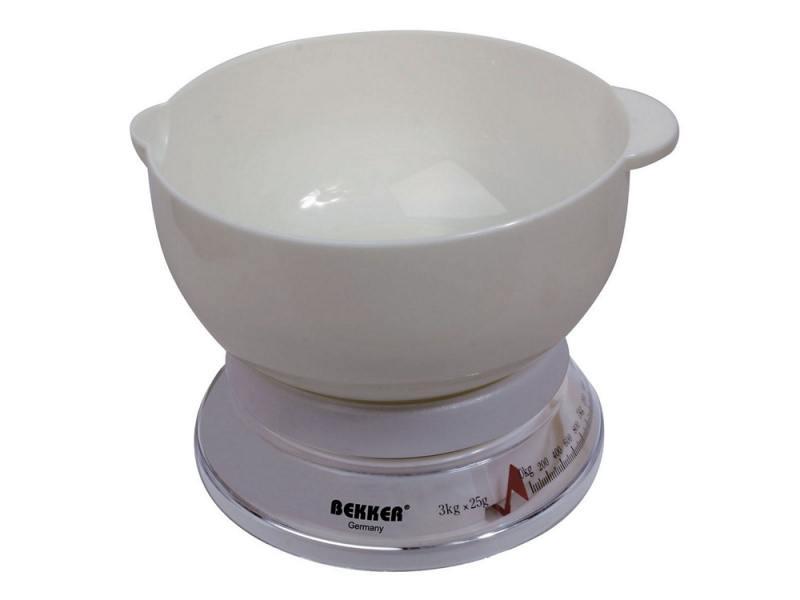 Весы кухонные Bekker BK-23 механические bekker bk 23