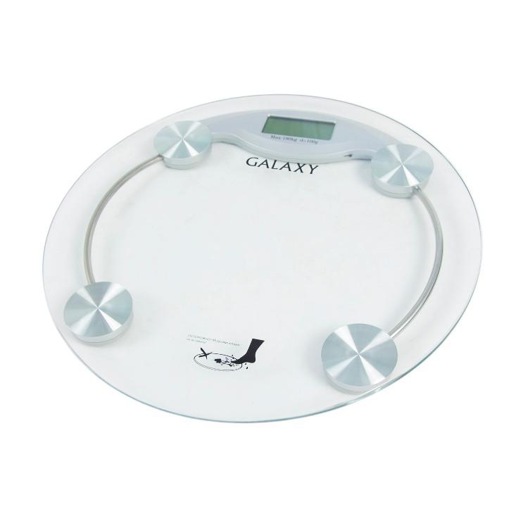 Весы напольные Galaxy GL 4804 весы напольные galaxy gl 4801
