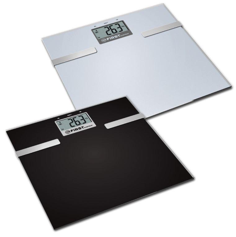Весы напольные First FA-8006-3-SI напольные весы delta d 9222