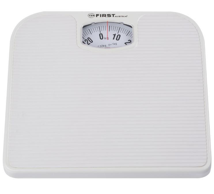 Весы напольные First FA-8020-WI белый цена