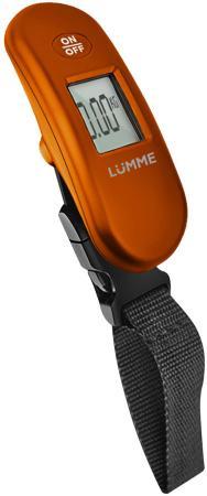 Безмен LUMME LU-1330 оранжевый цена и фото