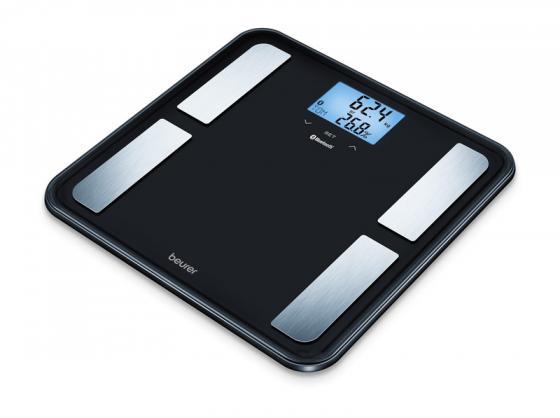 Весы напольные электронные Beurer BF850 черный
