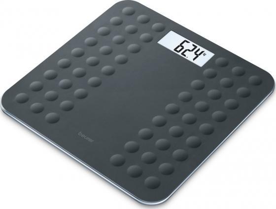 Весы напольные электронные Beurer GS300 черный макс.180 кг