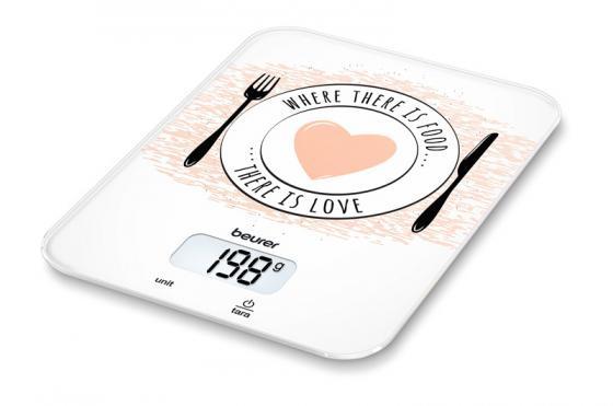Весы кухонные электронные Beurer KS19 Love