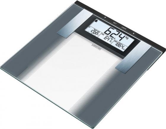 Весы напольные электронные Sanitas SBG 21 серый