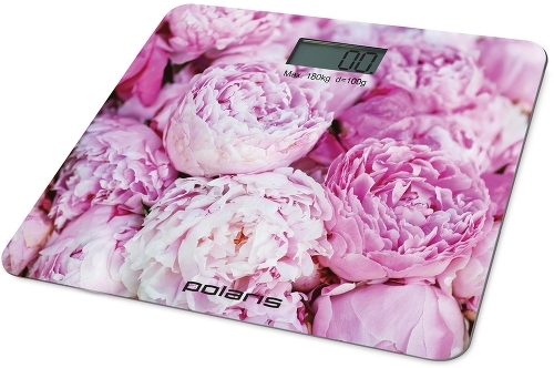 лучшая цена Весы напольные электронные Polaris PWS 1872DG макс.180кг рисунок
