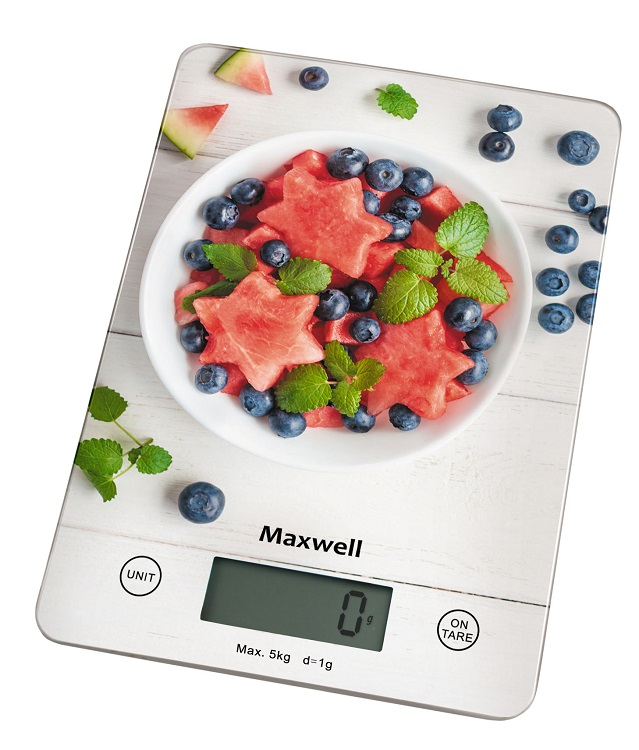 Весы кухонные Maxwell MW-1478(MC) king and maxwell