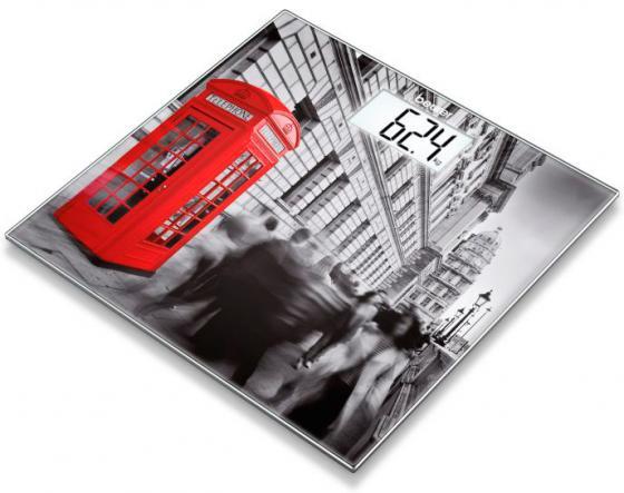 Весы напольные электронные Beurer GS203 London весы напольные beurer gs 203 london