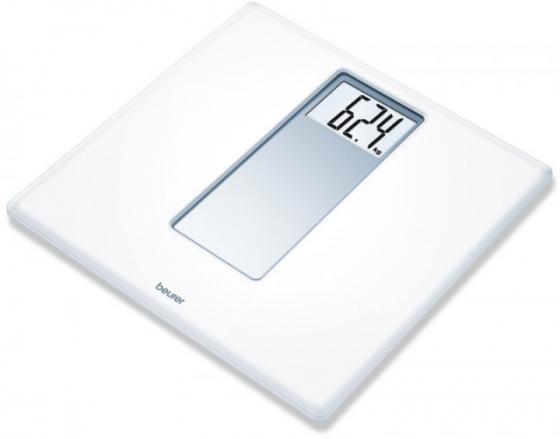 Весы напольные электронные Beurer PS160 белый макс.180 кг