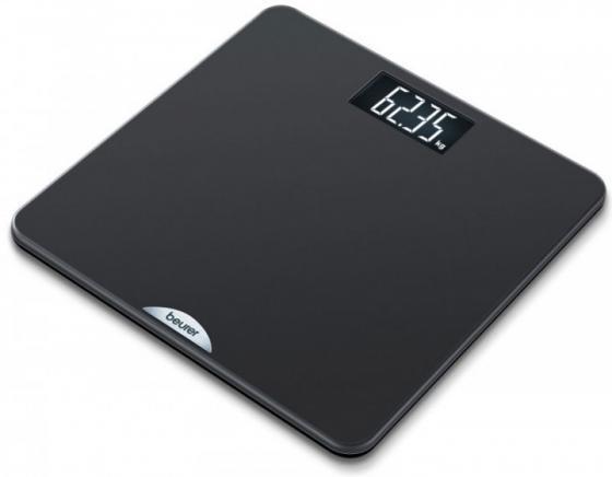 Весы напольные электронные Beurer PS240 черный макс.180 кг