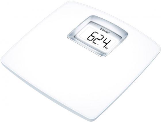 Весы напольные электронные Beurer PS25 белый макс.180кг