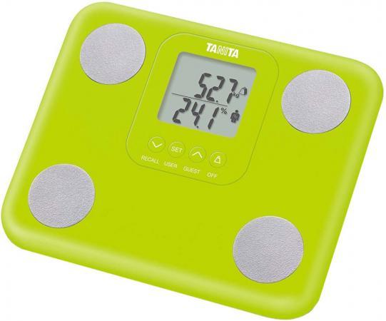 Весы напольные Tanita BC-730 зелёный