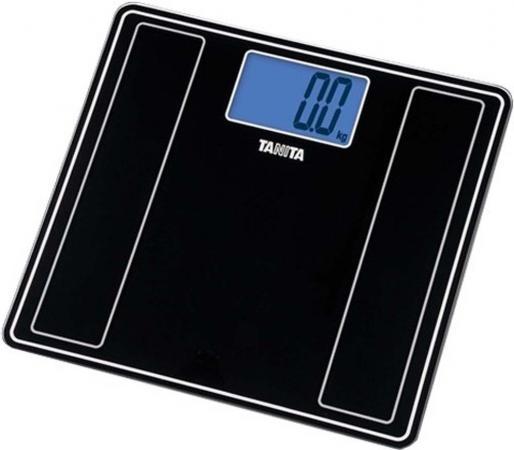 Весы напольные Tanita HD-382 черный 150 кг