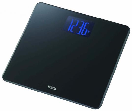 Весы напольные Tanita HD-366 черный