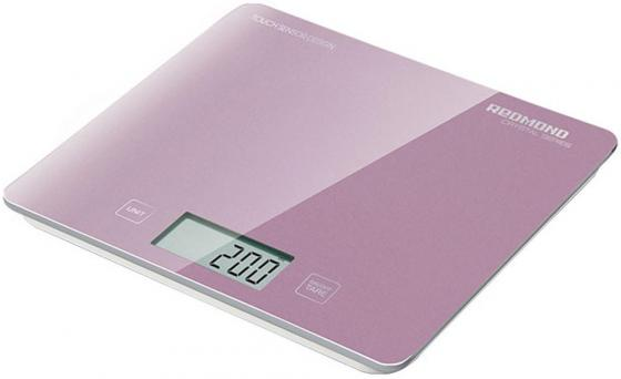 Весы кухонные Redmond RS-724-E розовый