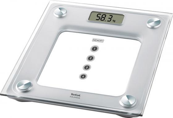 Весы напольные Tefal PP3020V1 белый 160 кг