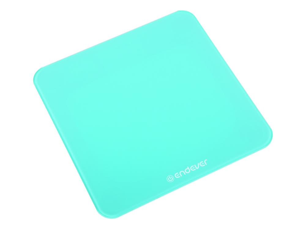 Электронные напольные весы Endever Aurora-601 материал стекло, ABS, максимальный вес 180 кг