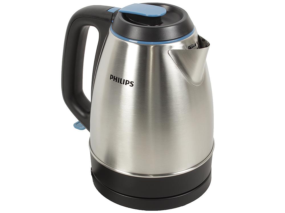 Чайник электрический Philips HD9302/21 чайник электрический philips hd9302 2400вт серебристый и черный