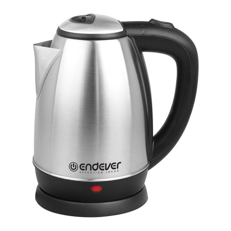Чайник электрический Endever KR-229S чайник endever kr 400c