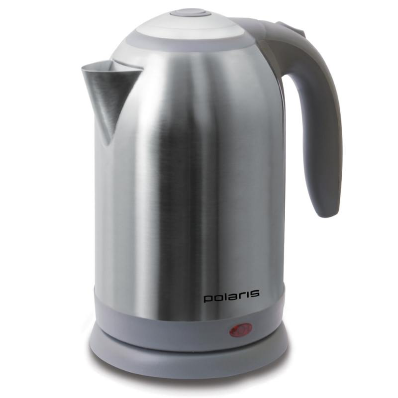 Чайник Polaris PWK 1864CA серый цены онлайн