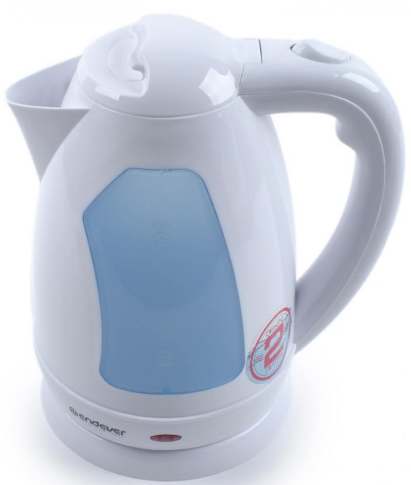 Чайник электрический Endever KR-353 чайник endever kr 400c