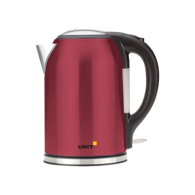 все цены на Чайник электрический UNIT UEK-270 Красный онлайн