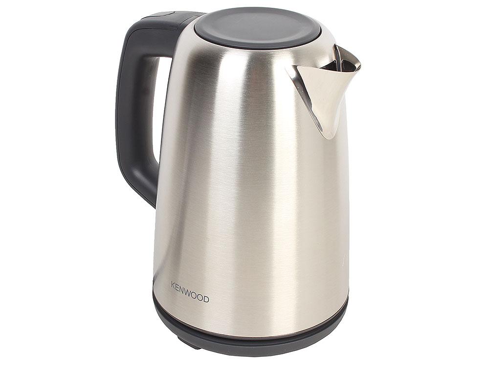 Чайник Kenwood SJM-490, 2200Вт, 1.7л, сталь, серебристый kenwood sjm 020 gr