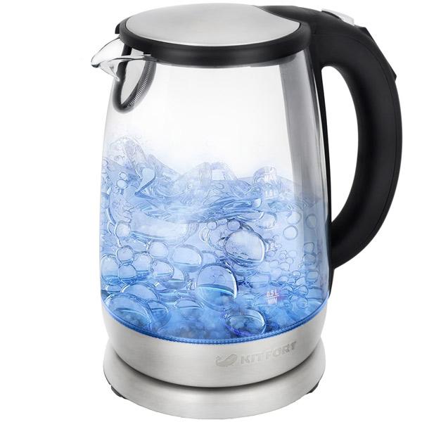 Чайник Kitfort КТ-628 2200 Вт цены
