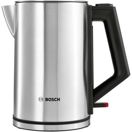 Чайник Bosch TWK7101 2200 Вт 1.7 л металл серебристый цена