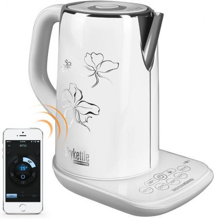 Чайник Redmond RK-M170S-E Белый 2400 Вт, 1.7 л