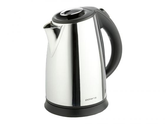 Чайник Polaris PWK 1765CA 2200Вт 1.7л металл серебристый цена и фото